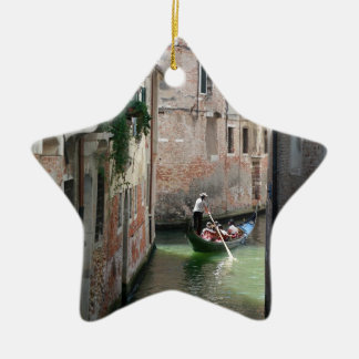 Beautifull Venice Italy Ceramic Ornament