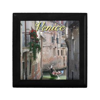 Beautifull Venice Italy Trinket Box