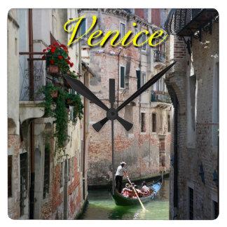 Beautifull Venice Italy Wall Clocks