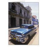 Beautifully classic Chevrolet restored from Greeting Card