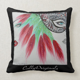 Beautifully designed square scatter cushion