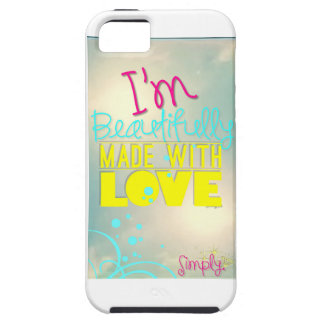 Beautifully Made with Love G5 Phone Cover
