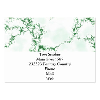 beautifully marbled 02 (L) Large Business Cards (Pack Of 100)