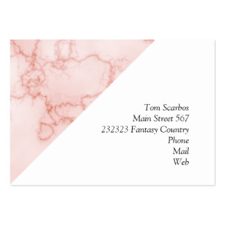 beautifully marbled 05 (L) Large Business Cards (Pack Of 100)