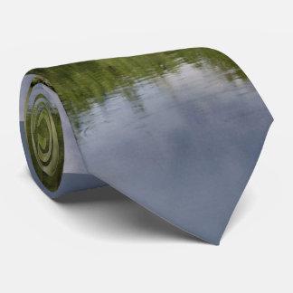 beautifulmirroring mangrove tie