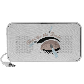 Beautify The Bride Travelling Speaker