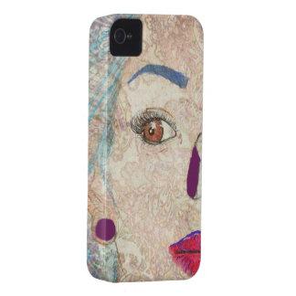 BeautiSkull Funda Para iPhone 4 De Case-Mate