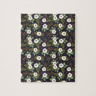 beauty-01 floral puzzle