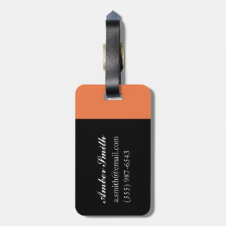 Beauty 1998 luggage tag