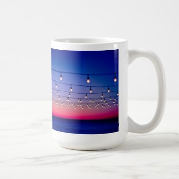 Beauty all around, White 11 oz Classic White Mug