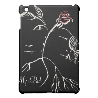 Beauty and Beast Rose Cover For The iPad Mini