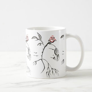Beauty and Beast Rose Custom Value Mug