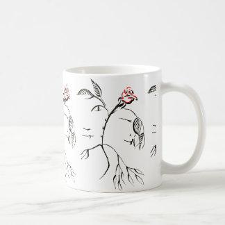 Beauty and Beast Rose Custom Value Mug