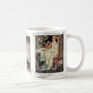 Beauty and Beast, Rumpelstiltskin, Snow White Mug