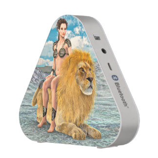 Beauty and Lion Speaker