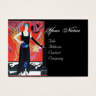 BEAUTY AND PHOENIX,FASHION DESIGNER MAKE UP ARTIST BUSINESS CARD