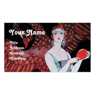 BEAUTY AND PHOENIX,FASHION DESIGNER MAKE UP ARTIST Double-Sided STANDARD BUSINESS CARDS (Pack OF 100)