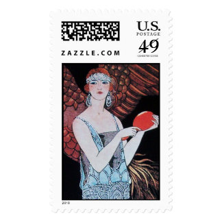 BEAUTY AND PHOENIX,FASHION DESIGNER MAKE UP ARTIST STAMP
