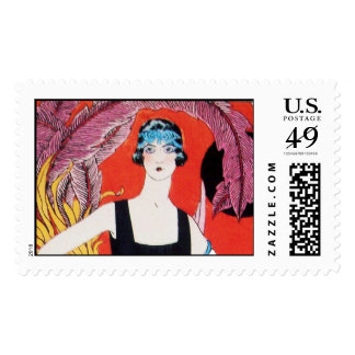 BEAUTY AND PHOENIX,FASHION DESIGNER MAKE UP ARTIST STAMPS