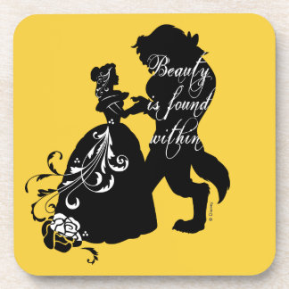 Beauty And The Beast | Beauty is Found Within Coaster