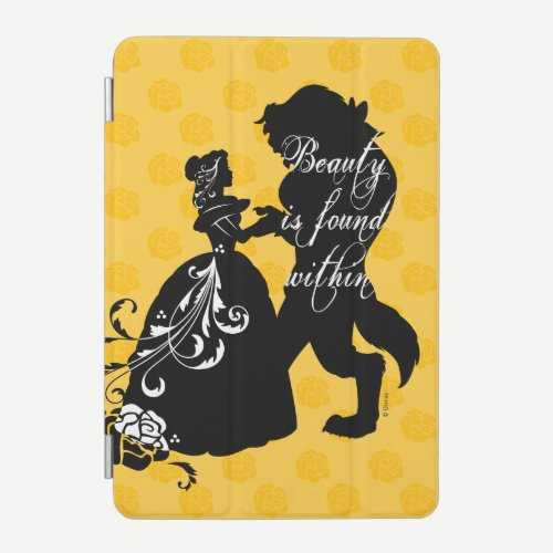 Beauty And The Beast | Beauty is Found Within iPad Mini Cover