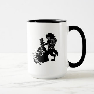 Beauty And The Beast | Beauty is Found Within Mug