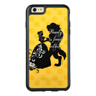 Beauty And The Beast | Beauty is Found Within OtterBox iPhone 6/6s Plus Case