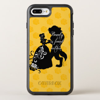 Beauty And The Beast | Beauty is Found Within OtterBox Symmetry iPhone 8 Plus/7 Plus Case