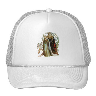 Beauty and the Beast Cap Trucker Hat
