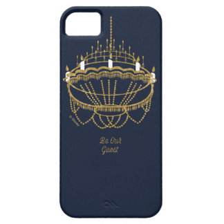 Beauty and the Beast | Chandelier - Be Our Guest iPhone SE/5/5s Case
