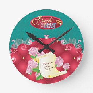 Beauty and the Beast™ Clock