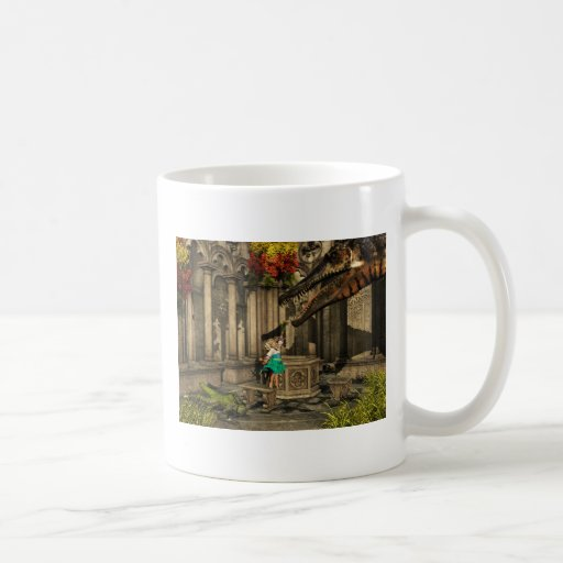 Beauty and the Beast. Coffee Mug | Zazzle