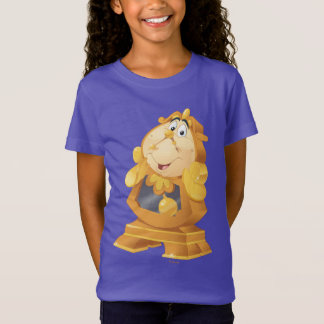 Beauty And The Beast | Cogsworth T-Shirt
