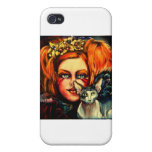 Beauty and the Beast Cover For iPhone 4