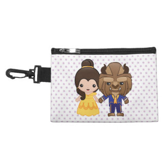 Beauty and the Beast Emoji Accessory Bags