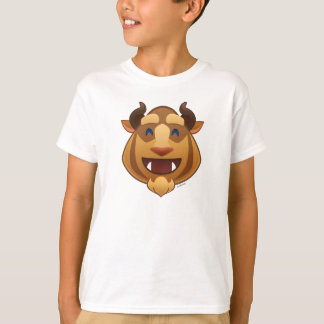 Beauty and the Beast Emoji | Beast T-Shirt