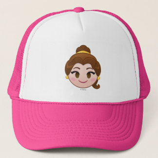 Beauty and the Beast Emoji | Belle Trucker Hat