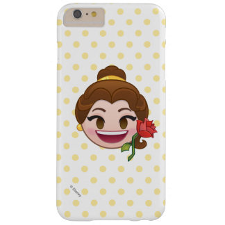 Beauty and the Beast Emoji | Belle with Rose Barely There iPhone 6 Plus Case