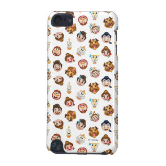 Beauty and the Beast Emoji | Character Pattern iPod Touch (5th Generation) Cover