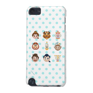 Beauty and the Beast Emoji | Characters iPod Touch (5th Generation) Case