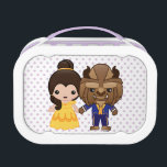 """Beauty and the Beast Emoji Lunch Box<br><div class=""""desc"""">Express yourself with this super cute Beauty and the Beast Emoji</div>"""