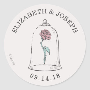Beauty And Beast Wedding Gifts Zazzle