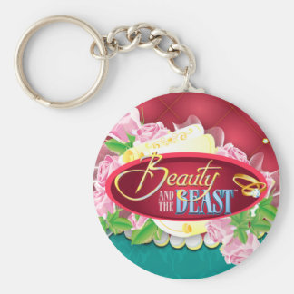 Beauty and the Beast™ Keychain