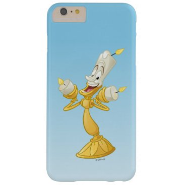 Disney Themed Beauty And The Beast | Lumière Barely There iPhone 6 Plus Case