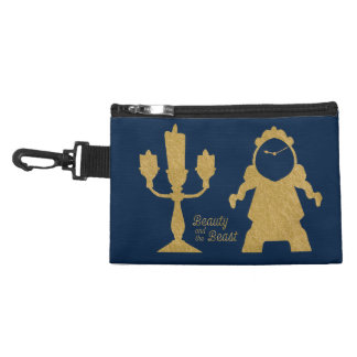 Beauty And The Beast | Lumiere & Cogsworth Accessories Bag