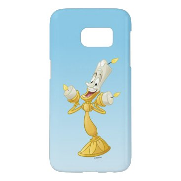 Disney Themed Beauty And The Beast | Lumière Samsung Galaxy S7 Case