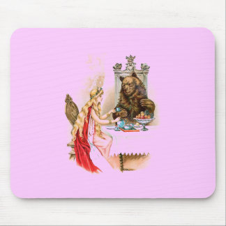Beauty and the Beast Mouse Pad