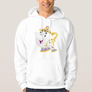 Beauty And The Beast | Mrs. Potts And Chip Hoodie