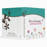 Beauty Appointment Book Binder