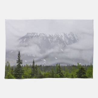 Beauty Behind The Clouds Towels